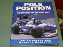 POLE POSITION - THE INSIDE STORY OF WILLIAMS-RENAULT.